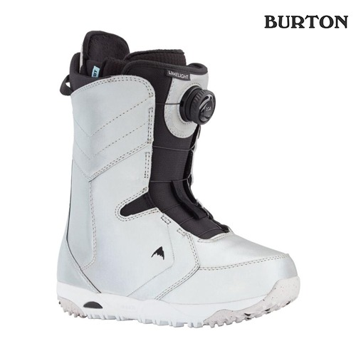 [버튼 스노우보드 부츠]2021 BURTONWMS Limelight Boa Wide Fit BOOTSGray Reflective