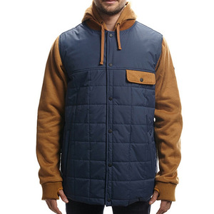 1617 686 스노우보드복 자켓Parklan Bedwin Insulated JKTMidnight Blue