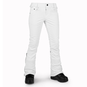 볼컴 스노우보드 팬츠1617 VOLCOM BATTLE STRETCH PANTWHITE