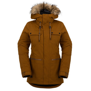 볼컴 스노우보드 자켓1617 VOLCOM SHADOW INSULATED JAKETCOPPER
