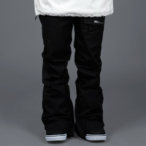 [바운드 스노우보드복 팬츠]2021 BOUNDNEAT STRETCH PANTSBLACK (SLIM FIT)