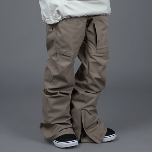 [바운드 스노우보드복 팬츠]2021 BOUNDVAPOR STRETCH PANTSMUD (STANDARD FIT)