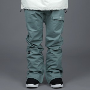 [바운드 스노우보드복 팬츠]2021 BOUNDNEAT STRETCH PANTSKHAKI (SLIM FIT)