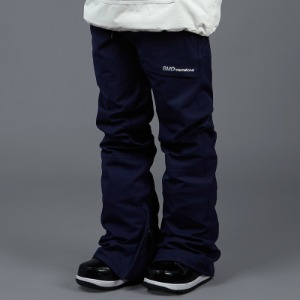 [바운드 스노우보드복 팬츠]2021 BOUNDNEAT STRETCH PANTSNAVY (SLIM FIT)