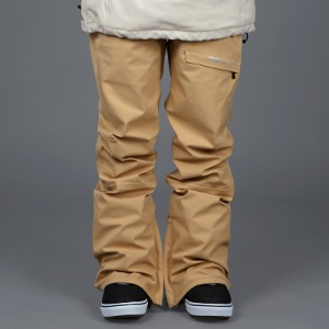 [바운드 스노우보드복 팬츠]2021 BOUNDNEAT STRETCH PANTSSAND (SLIM FIT)